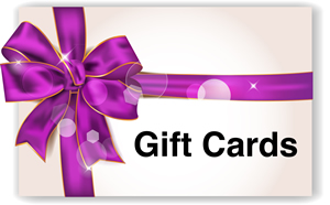 click here to purchase gift certificates for someone special... like yourself!